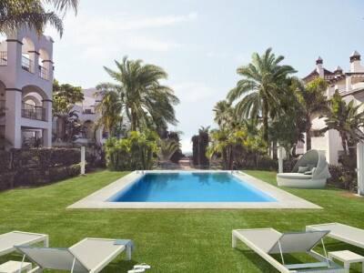 Bild: 2 rum bostadsrätt på Apartment,  Marbella - Costa del Sol (All), ES, Spanien Marbella