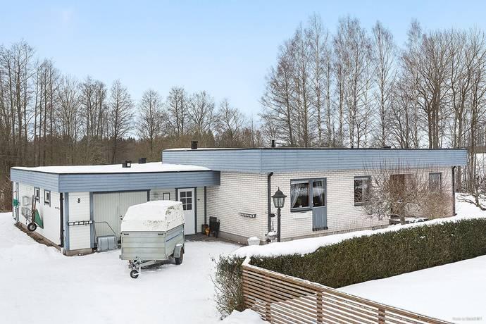 Bild: 5 rum villa på Dammgatan 8, Tibro kommun Hörnebo