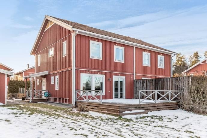 Bild: 5 rum radhus på Åvägen 43, Nynäshamns kommun