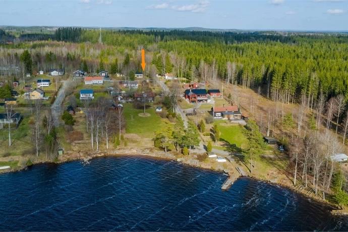 Bild: 5 rum fritidshus på Solviksvägen 4 och 6, Nässjö kommun Spexhult