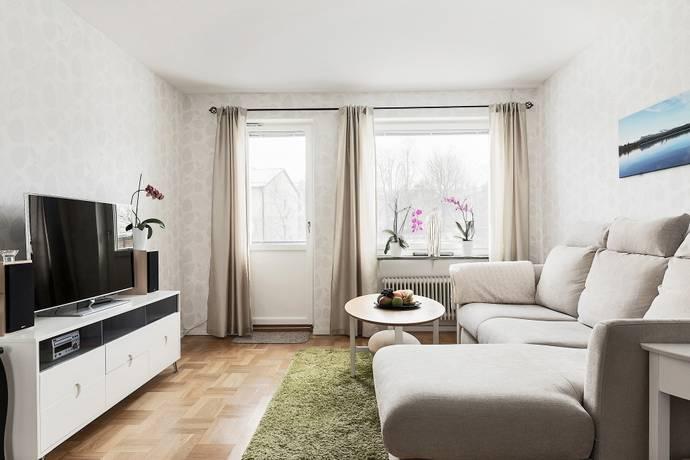 Bild: 3 rum bostadsrätt på Kallforsvägen 22, Stockholms kommun Bandhagen