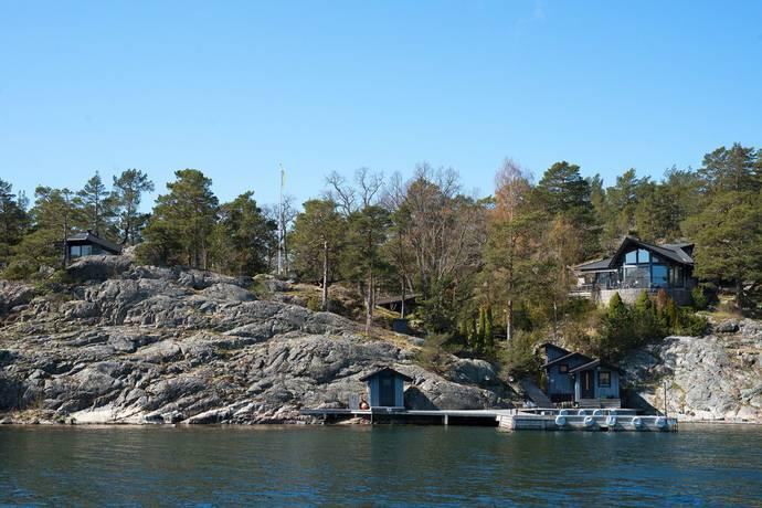 Bild: 5 rum fritidshus på Runmarö Runö, Värmdö kommun Ytterskärgården