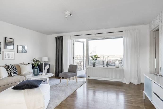 Bild: 3 rum bostadsrätt på Uddeholmsgatan 28, Göteborgs kommun Munkebäck