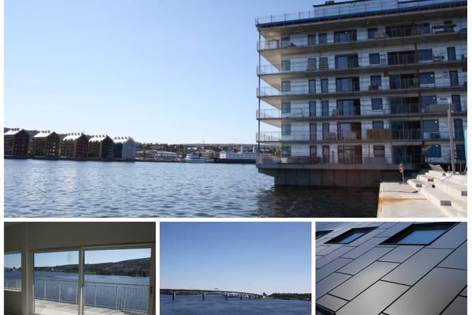 Bild: 4 rum bostadsrätt på Fregattgatan, Sundsvalls kommun Norra Kajen