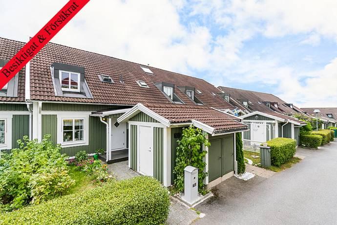 Bild: 6 rum radhus på Gullrands väg 107, Botkyrka kommun Norsborg - Eriksberg