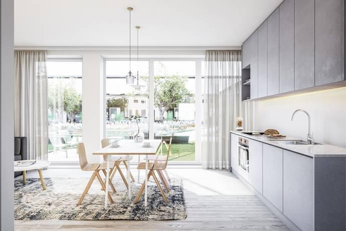 Bild: 2 rum bostadsrätt på Valborgsmässovägen 20, Stockholms kommun Telefonplan / Midsommarkransen