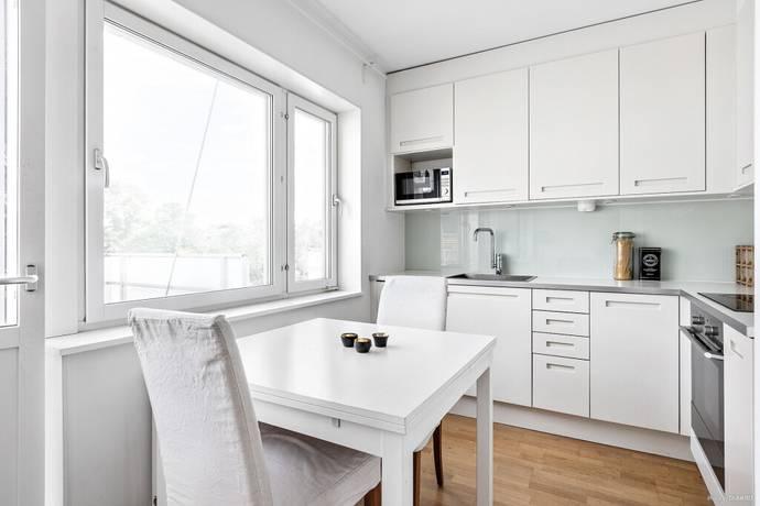 Bild: 1 rum bostadsrätt på Sysslomansgatan 7, Uppsala kommun Främre Luthagen