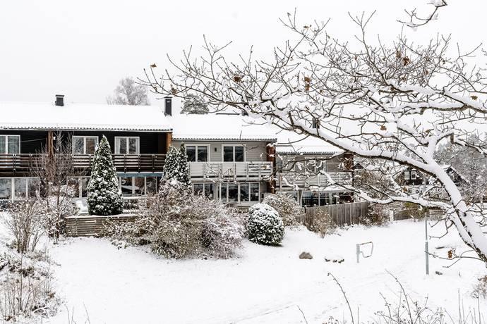 Bild: 5 rum radhus på Sporrvägen 5, Lidingö kommun Stockby