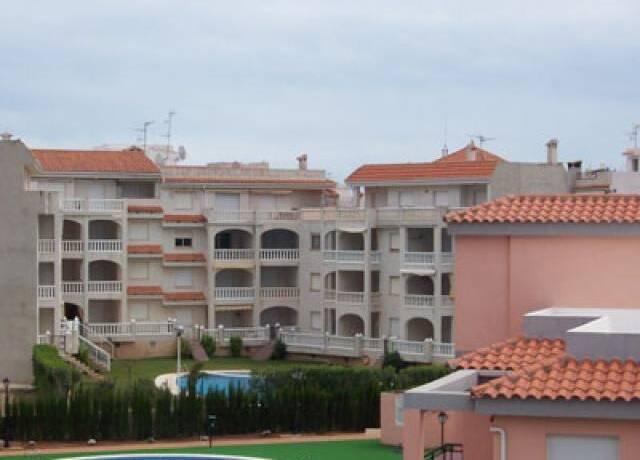 Bild: 2 rum bostadsrätt på Apartment, Alcossebre - Costa Azahar, ES, Spanien Alcossebre