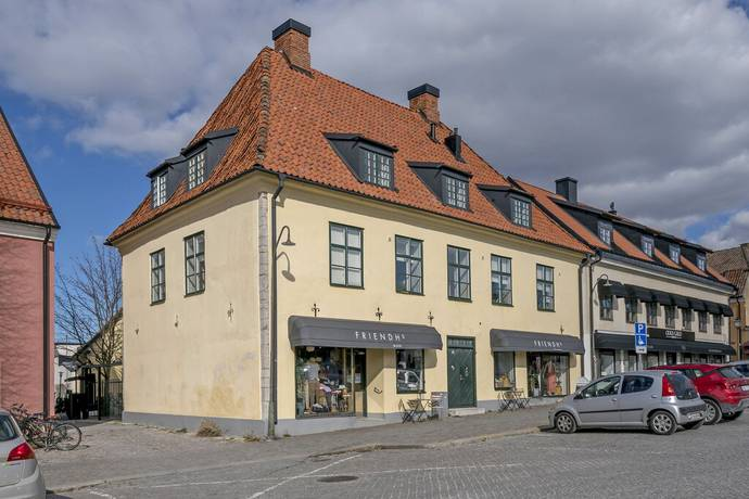 Bild: 4 rum bostadsrätt på Södertorg 19, Gotlands kommun Visby - Innerstad