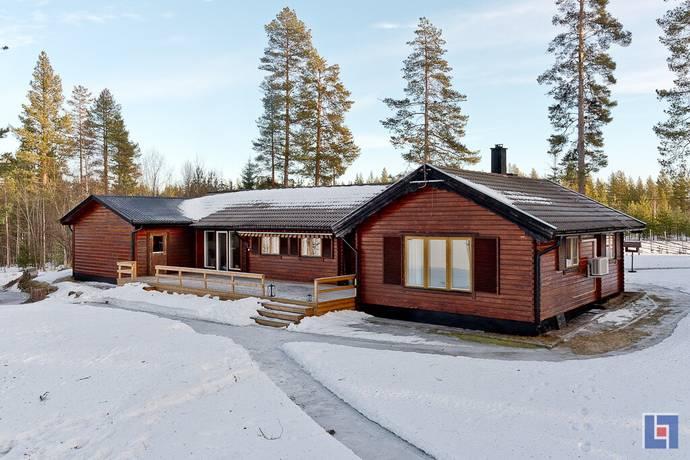 Bild: 5,5 rum villa på Hissjö 930, Umeå kommun Hissjö