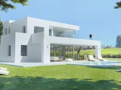 Bild: 3 rum villa på Villa, Mijas - Costa del Sol , ES, Spanien Cerros del Aguila