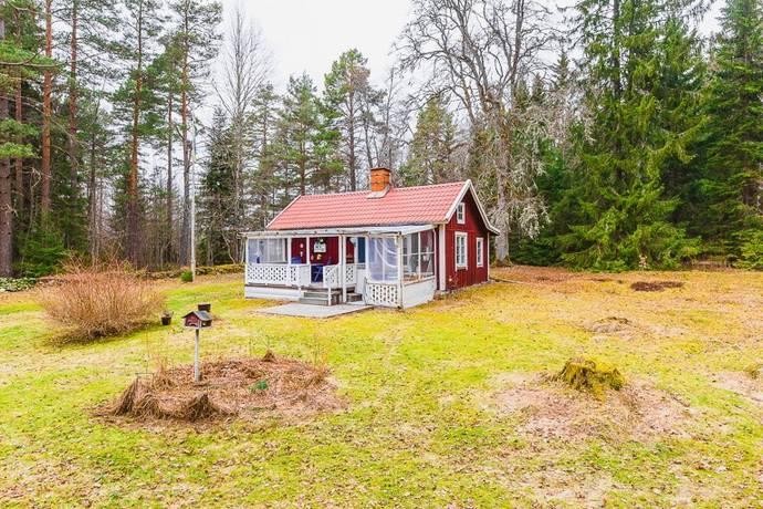 Bild: 2 rum villa på Berget 5, Gullspångs kommun Hova landsbygd