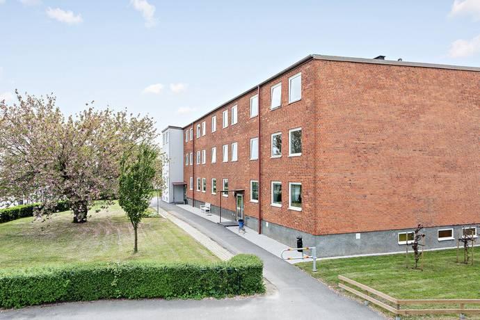 Bild: 3 rum bostadsrätt på Näsbychaussén 66B, Kristianstads kommun Gamla Näsby