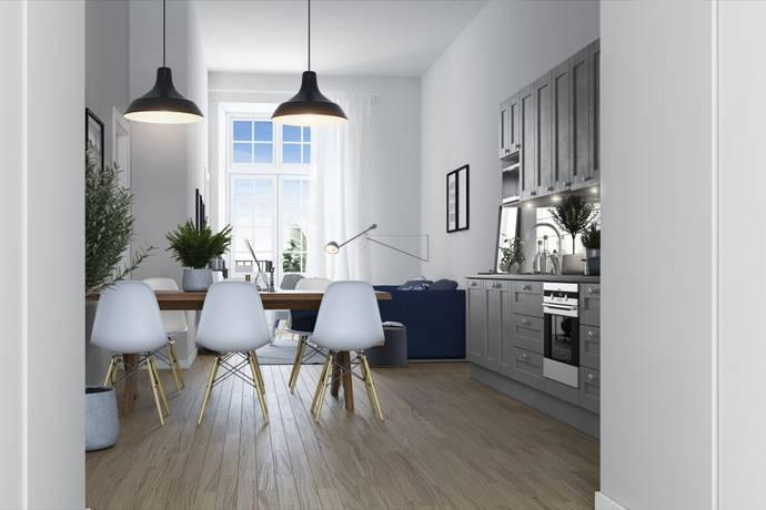Bild: 3 rum bostadsrätt på Östra Kasernvägen, Vaxholms kommun Brf Oxdjupet - Rindö Hamn