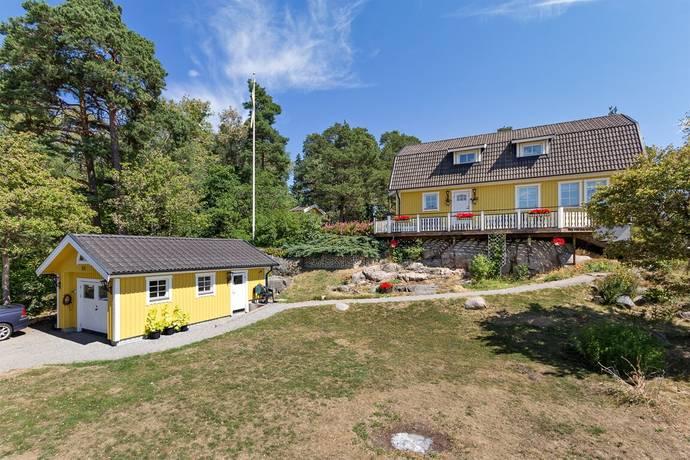 Bild: 5 rum villa på Visirvägen 10, Österåkers kommun Margretelund