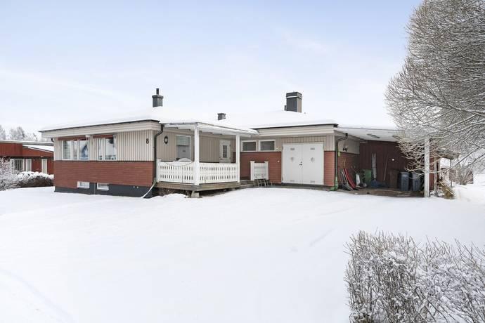Bild: 6 rum villa på Nordanbyvägen 8, Gagnefs kommun Mockfjärd