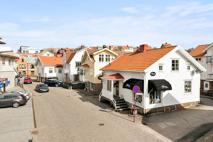 Bild: villa på Tjuvsundsgatan 5, Sotenäs kommun KUNGSHAMN