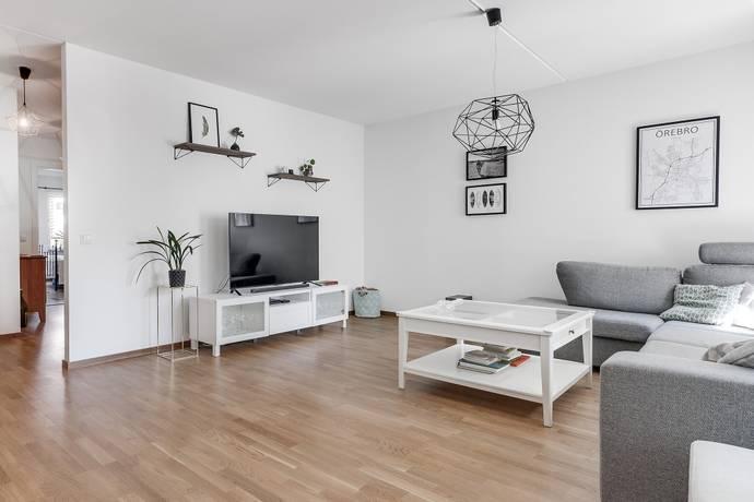 Bild: 2 rum bostadsrätt på Falleniusgatan 4, Örebro kommun Centralt väster / Vasastan
