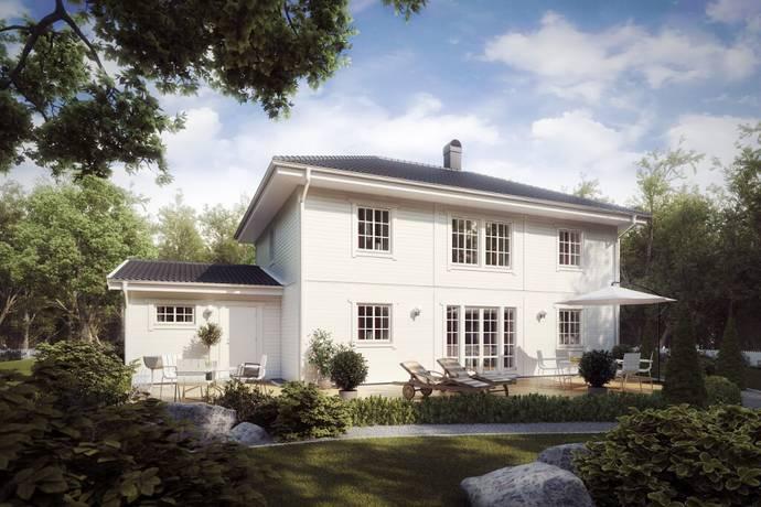 Bild: tomt på Skästa Hage, Västerås kommun Skästa Hage