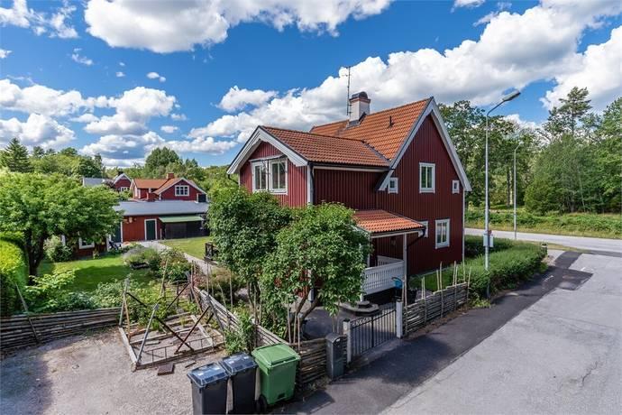Bild: 5 rum villa på Fosforgatan 2, Västerviks kommun Kulbacken