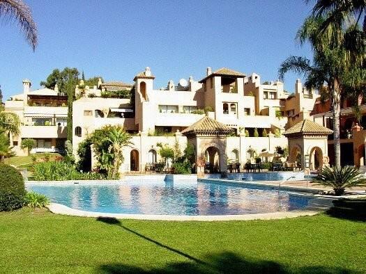 Bild: 3 rum bostadsrätt på Trädgårdslägenhet med två sovrum i Estepona!, Spanien Estepona