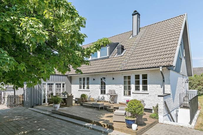 Bild: 5 rum villa på Fiskaregatan 4, Båstads kommun Torekov