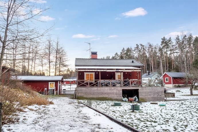 Bild: 5 rum villa på Gränsgården  1, Södertälje kommun