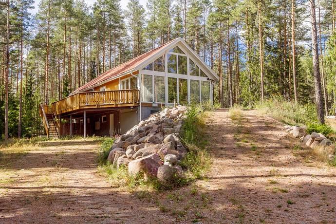 Bild: 6 rum villa på Vitsippestigen 9, Vimmerby kommun