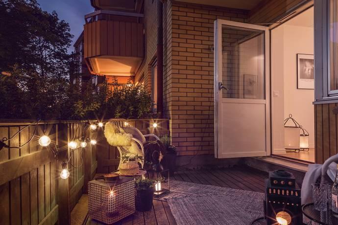 Bild: 2 rum bostadsrätt på Mölndalsvägen 33, Göteborgs kommun Almedal