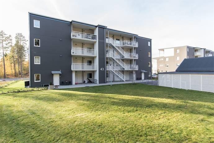 Bild: 1 rum bostadsrätt på Kornellvägen 43 Q, Örebro kommun Södra Bettorp