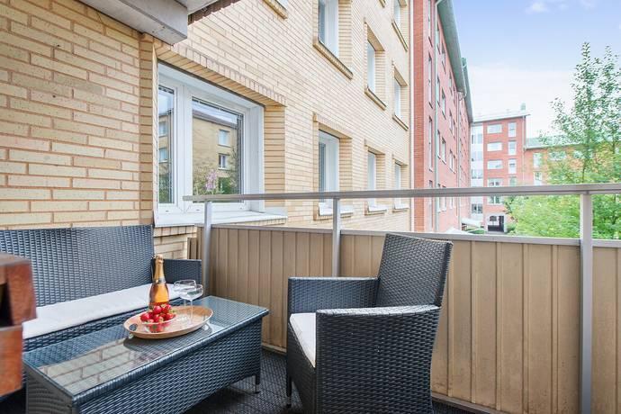 Bild: 2,5 rum bostadsrätt på Kungsgatan 7, Trollhättans kommun Centrum