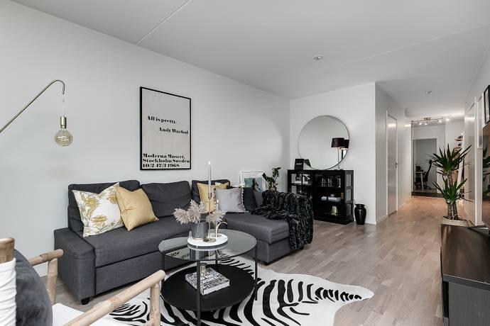 Bild: 3 rum bostadsrätt på Restalundsvägen 16B, Örebro kommun Centralt Öster