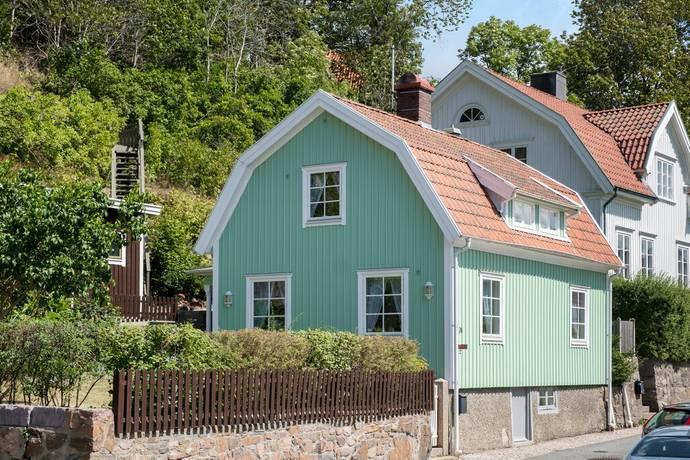Bild: 5 rum villa på Östra gatan 31, Kungälvs kommun