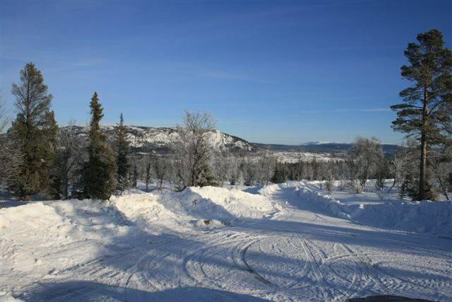 Bild: tomt på Funäsdalens Fjällby, Härjedalens kommun FUNÄSDALEN