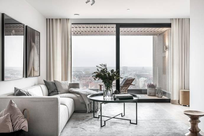 Bild: 5 rum bostadsrätt på Torsplan 10, plan 33+34, Stockholms kommun Vasastan - Hagastaden