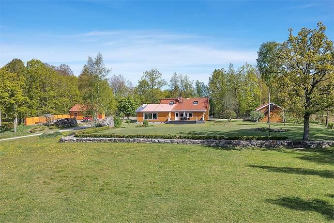 Bild: 5 rum villa på Mullsätter 249, Finspångs kommun Katrineholm lantligt