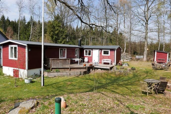 Bild: 3 rum villa på Fundersed Granvägen 46, Hörby kommun Hörby kommun