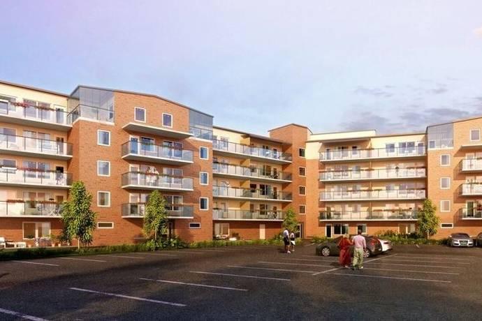 Bild: 3 rum bostadsrätt på Skeppsbrogatan 5C, Västerviks kommun