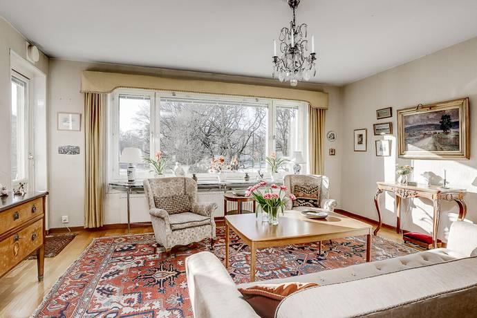 Bild: 6 rum bostadsrätt på Luthagsesplanaden 18 B, Uppsala kommun Luthagen