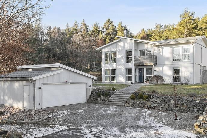 Bild: 6 rum villa på Soldatvägen 89, Göteborgs kommun Torslanda - Lilleby