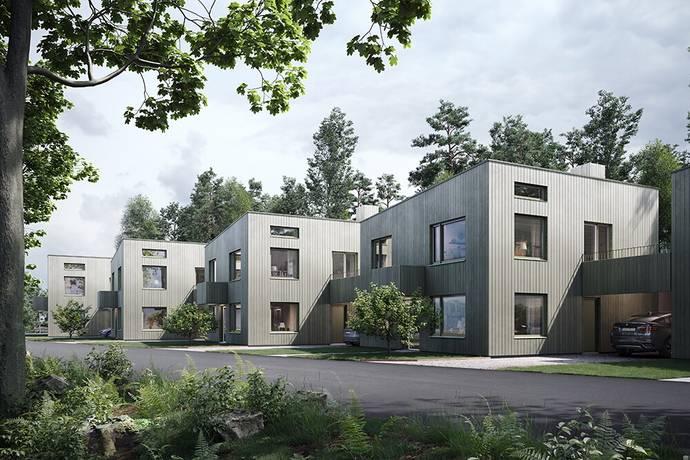 Bild: 6 rum villa på Brännåsvägen, Lerums kommun Lerum - Södra