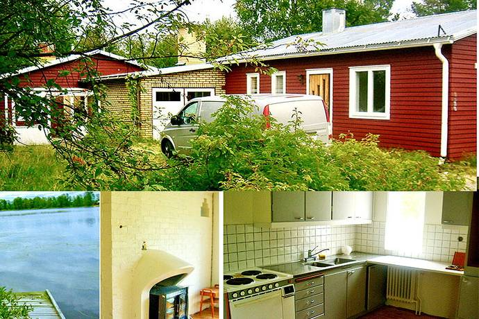 Bild: 7 rum radhus på Skolgatan 10, Arvidsjaurs kommun Arvidsjaur Lappland Norrbotten