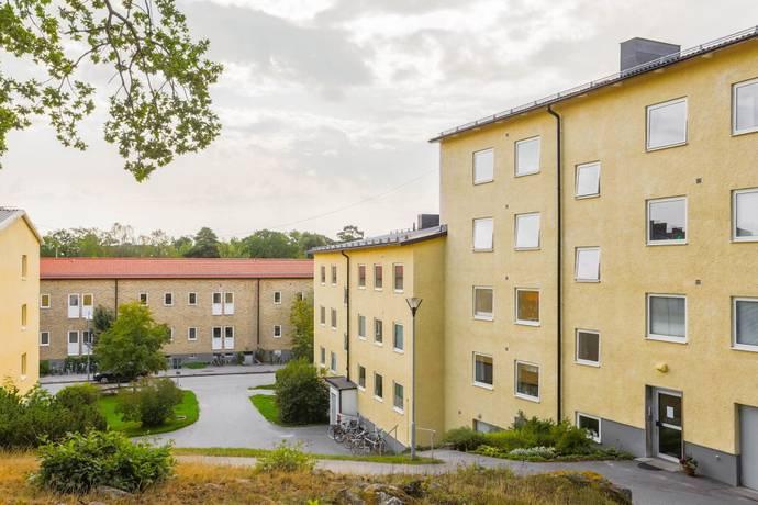 Bild: 2 rum bostadsrätt på Järnvägsgatan 26 B, Nynäshamns kommun Centrum