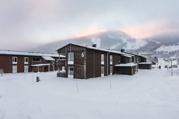 Bild: 4 rum bostadsrätt på Åre Strand 6 A1, Åre kommun Åre By