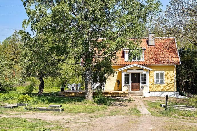 Bild: 4 rum villa på Biskopskulla-Högstena 5, Enköpings kommun Biskopskulla