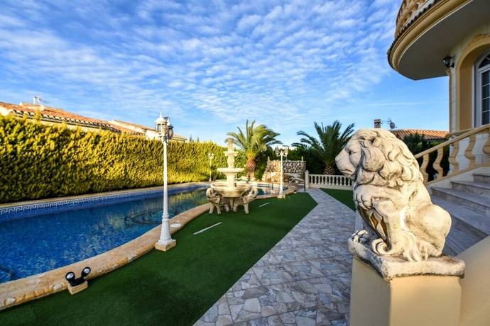 Bild: 6 rum villa på Villa i Orihuela Costa, Alicante, Spanien Orihuela Costa