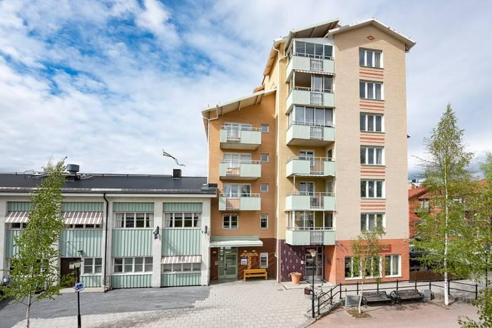 Bild: 1 rum bostadsrätt på Tegelbruksvägen 11 B, Östersunds kommun Blomängen