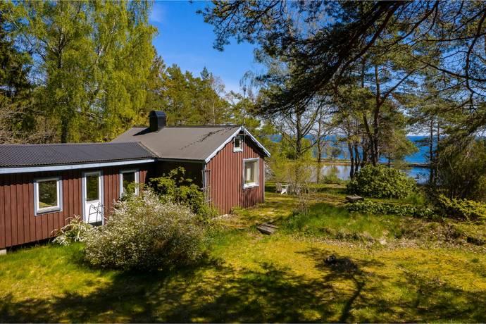 Bild: 3 rum fritidshus på Gaperhult Liseberg, Säffle kommun Värmlandsnäs