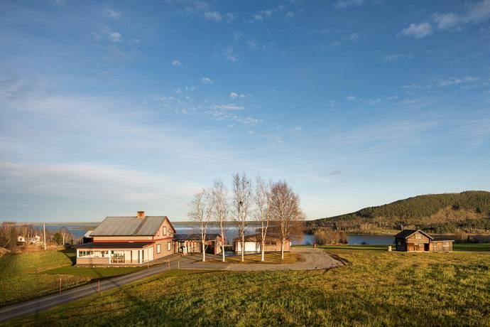Bild: 4 rum gård/skog på Vigge 600, Bergs kommun Svenstavik